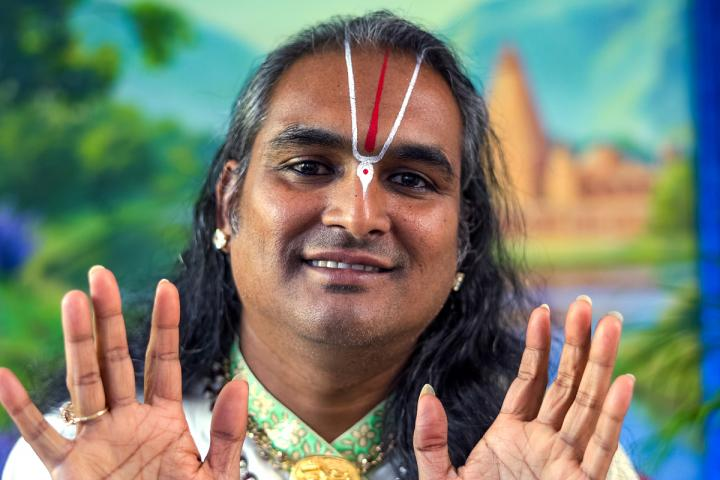 online darshan paramahamsa vishwananda
